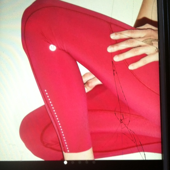 00ff409ce27acb lululemon athletica Pants | Lululemon Fast And Free 78 Tights | Poshmark